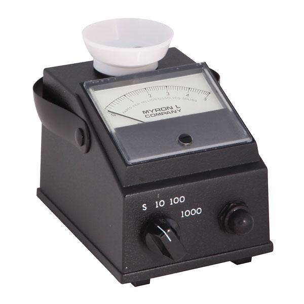 Resistivity Meter Analog : Myron l t analog total dissolved solids meter