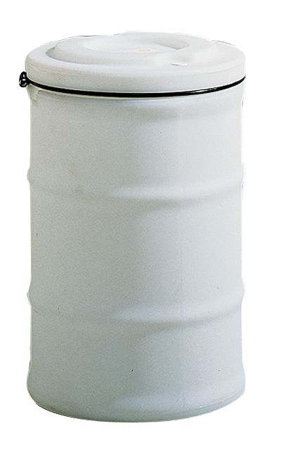 pe resealable open head drum 30 gallons from davis instruments