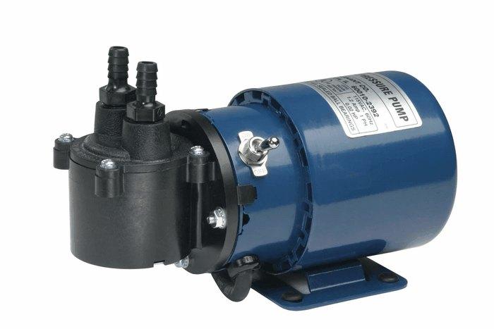 Air Vacuum Pump : Air cadet vacuum pressure pump diaphragm single head