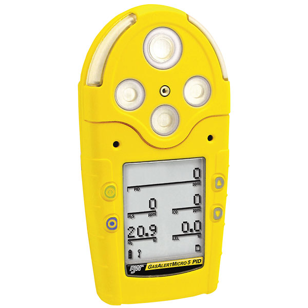 Data Loggers And Natural Gas Detectors : Gasalertmicro multigas detector o so co h s lel data