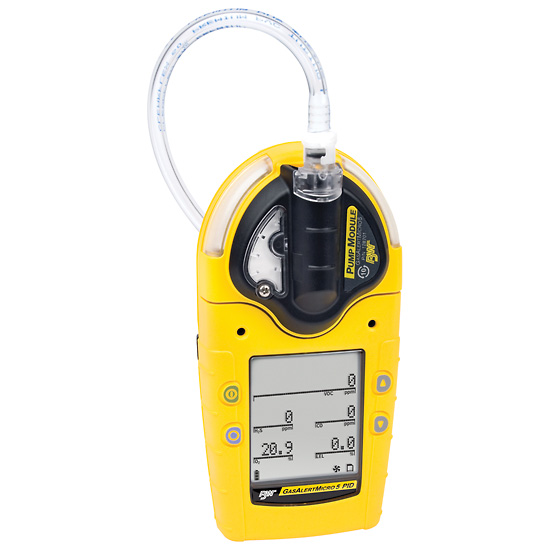Data Loggers And Natural Gas Detectors : Gasalertmicro multigas detector o co h s lel pid data