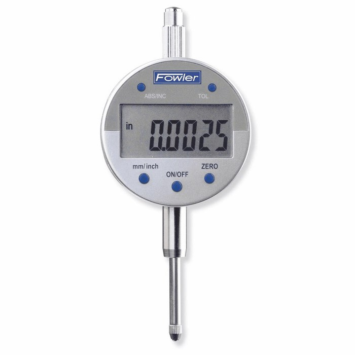 Fowler Digital Indicator : Fowler electronic indicator to mm