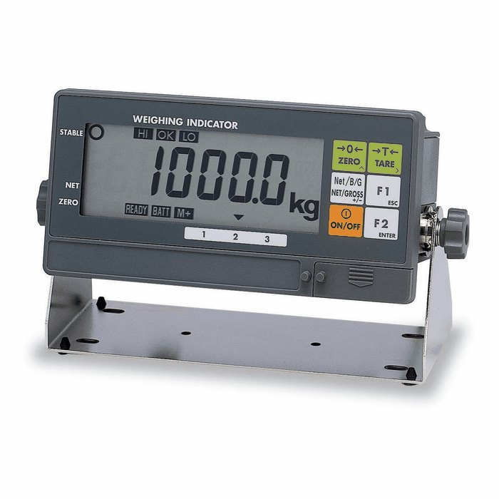 Portable Gas Detection >> A D AD 4406 Compact Portable Mountable Weighing Indicator from Davis Instruments