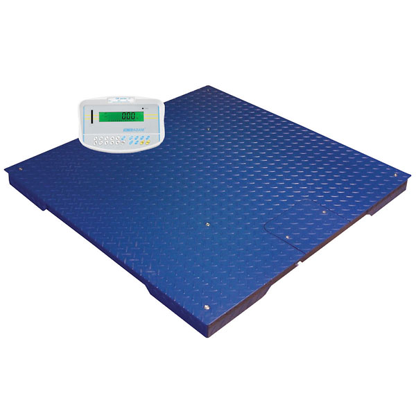 Adam pt floor scale w gkam indicator 2500lb 1000kg x 0 5lb for 1000 lb floor scale