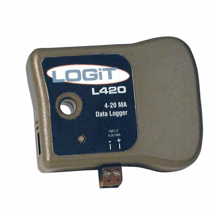 4 20 Ma Data Logger : Supco l logit loop process logger ma current from