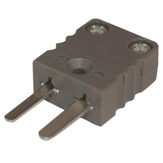 Digi-Sense Panel-Mount Miniconnector Type-J 1//Ea Round Female