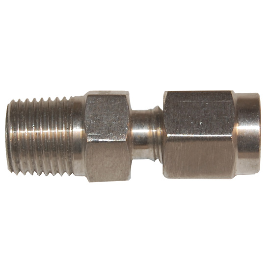 Digi sense compression fitting probe diameter ss