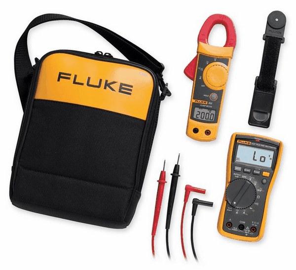 Fluke 333 Clamp Meter : Clamp meter fluke manual