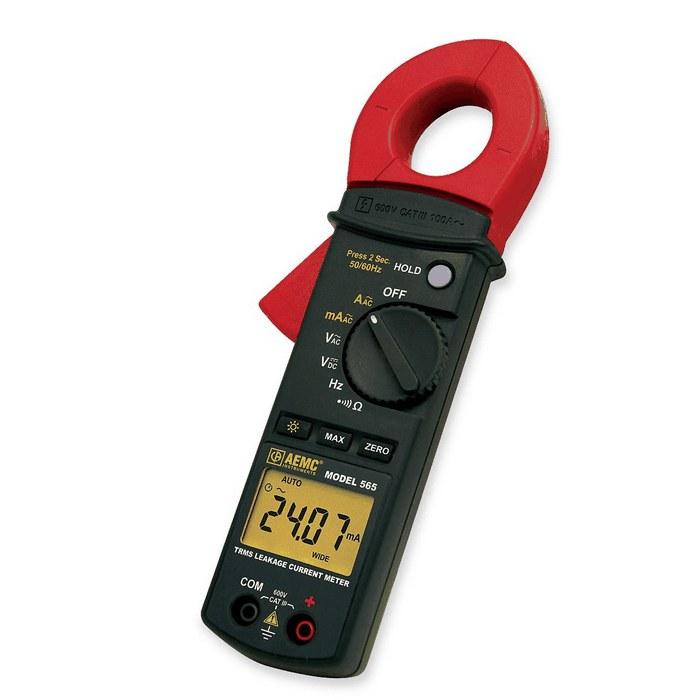 Audio Hz Meter : True rms leakage current meter a vac dc hz ohms