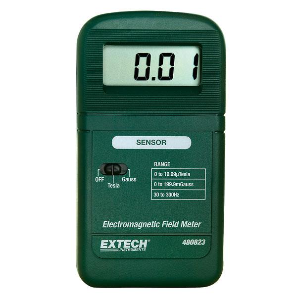 Electromagnetic Field Meter : Extech field meter electromagnetic from davis