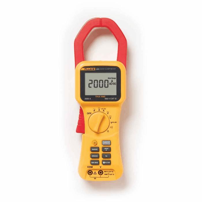Fluke 333 Clamp Meter : Clamp meter a fluke