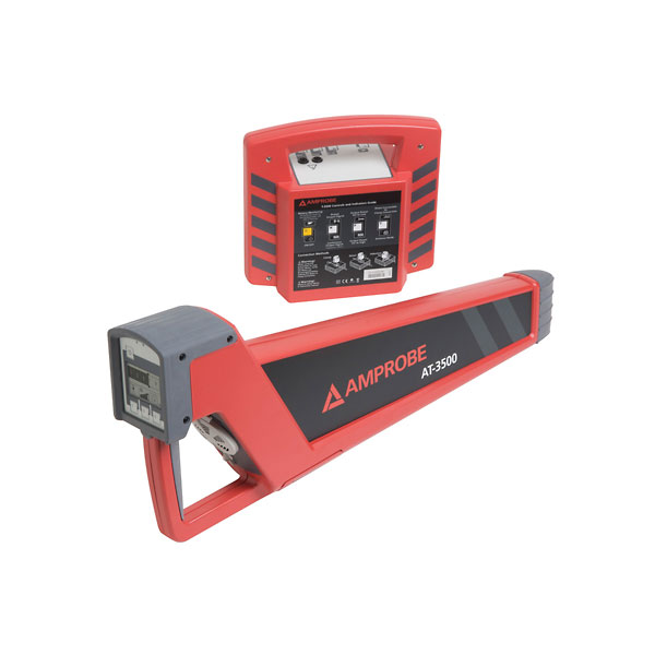 Electric Cable Locators : Amprobe model at underground cable and pipe locator