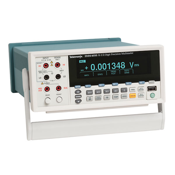 6 5 Digit Bench Digital Multimeter Dmm4050 From Davis Instruments