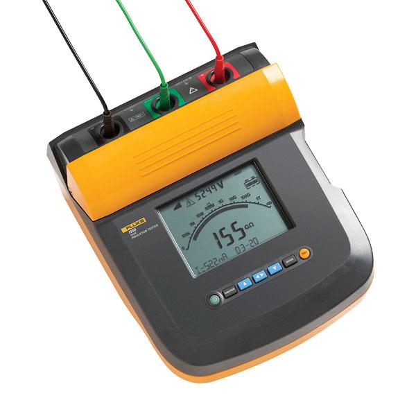 Insulation Resistance Tester : Fluke c kv insulation resistance tester from davis