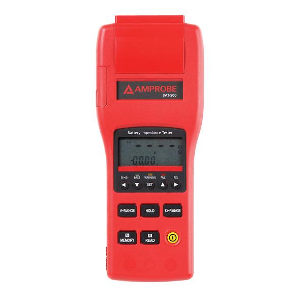 Battery Capacity Test : Amprobe bat battery capacity tester v from davis