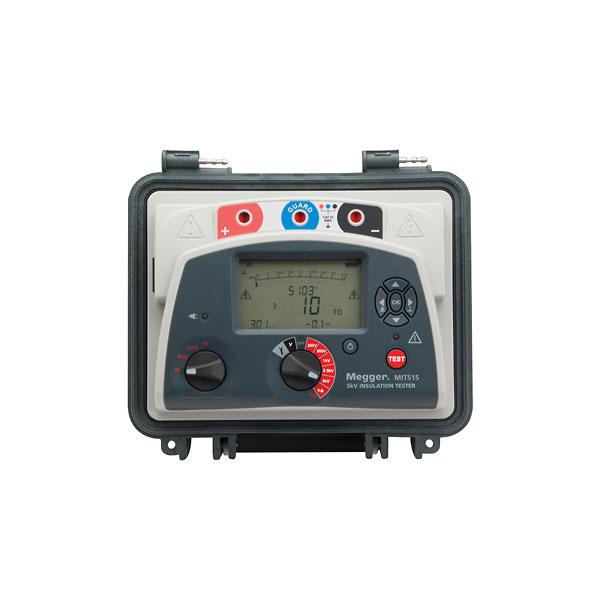 Megger Mit515 Insulation Resistance Tester 5 Kv From Davis Instruments