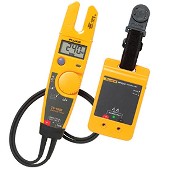 Fluke T5 1000 Electrical Tester : Fluke t k prv proving unit kit with