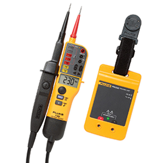 Fluke Electrical Testers : Fluke t prv proving unit kit with electrical