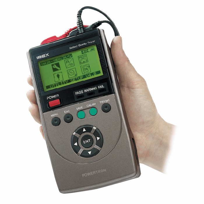 Battery Impedance Tester : Sbs ultra battery quality diagnostic tester tests