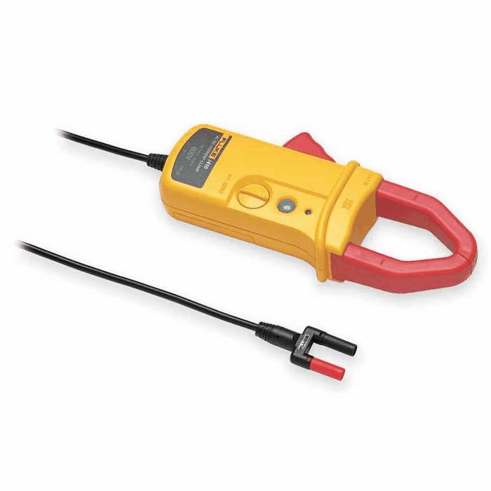 Fluke Multimeter Clamp On : Fluke i a ac dc current clamp meter from davis