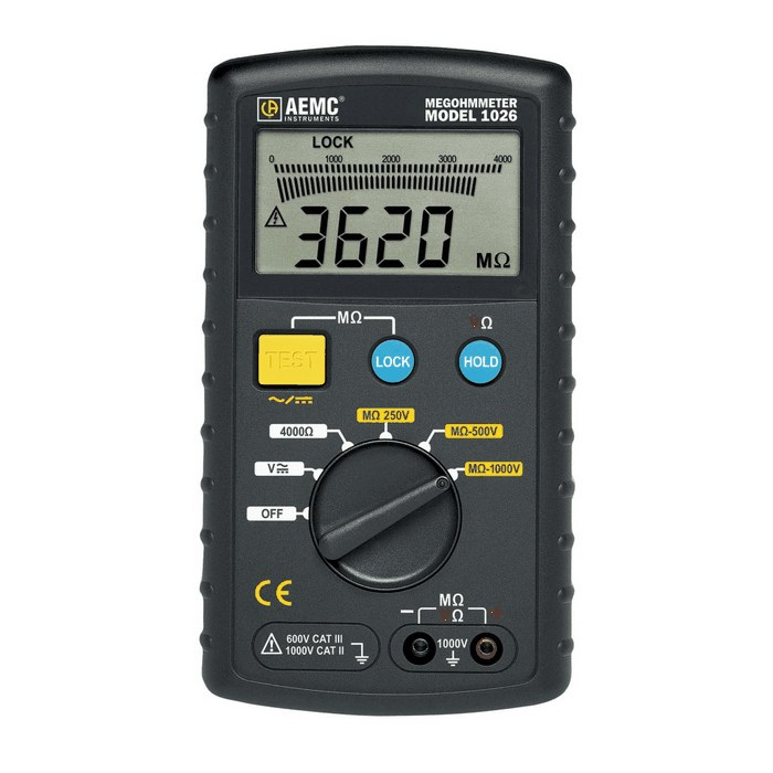 How Do You Read Ohmmeter : Ohmmeter digital scales