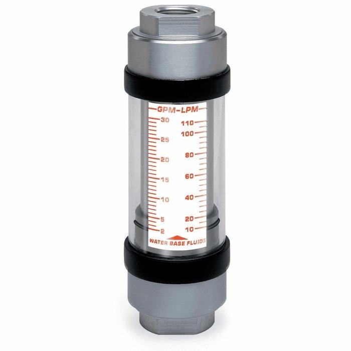 Water Flow Velocity Meter : Hedland high temp water flowmeter gpm npt f