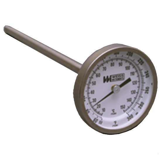 Environmental express soil cell extraction thermometer for Soil thermometer