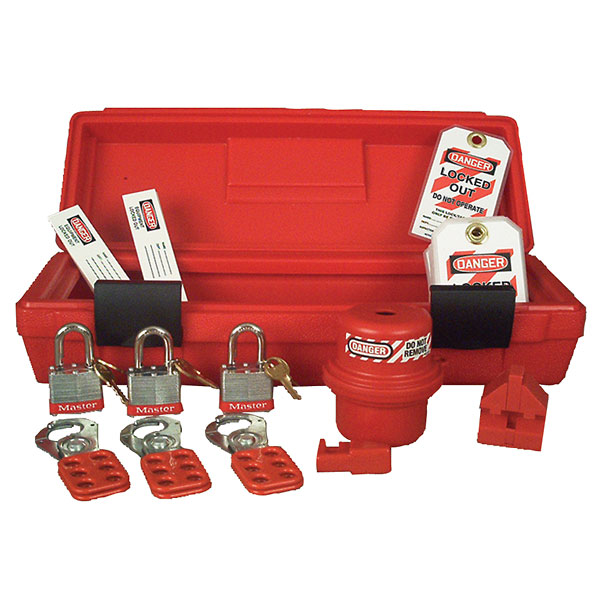 brady general purpose lockout tagout kit - Lock Out Tag Out Kits