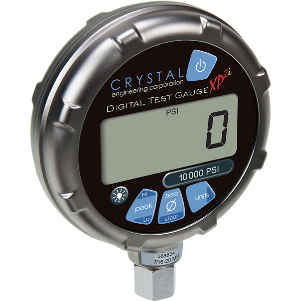 Data Logging Pressure Gauge : Psi digital pressure gauge accuracy from davis