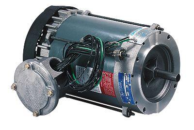 Explosion Proof Single Phase Tefc Motor 56c 0 5 Hp 3600