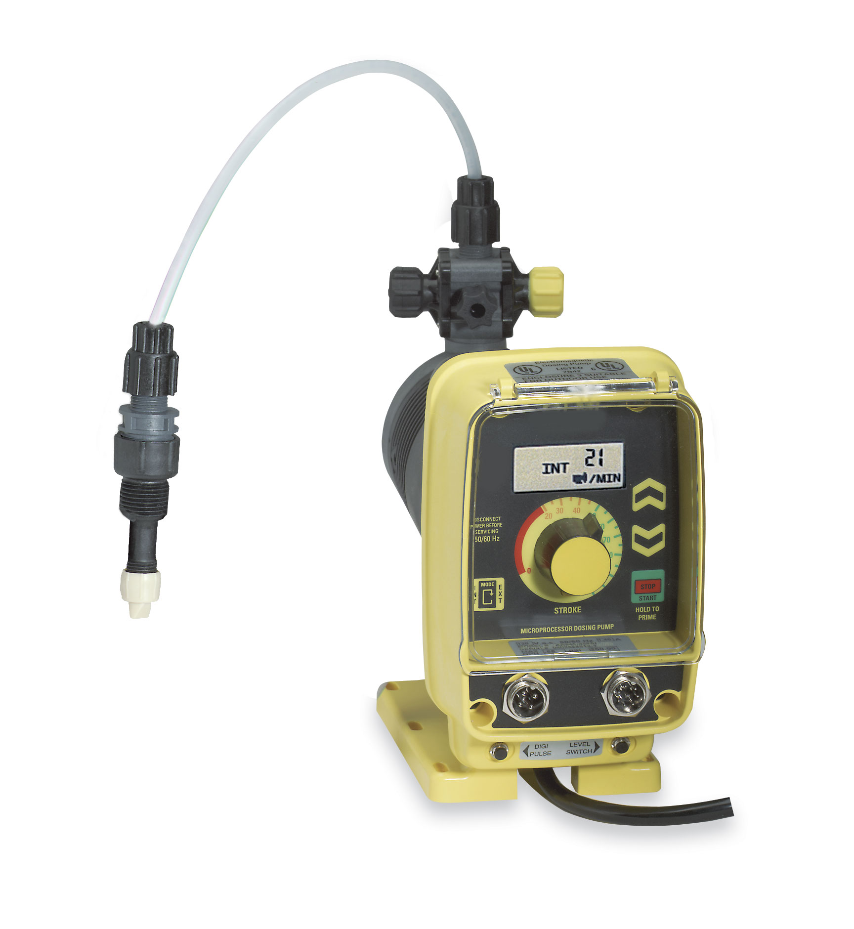 AA952 398SI Digital Remote Control Solenoid Diaphragm Metering Pump  #968B35