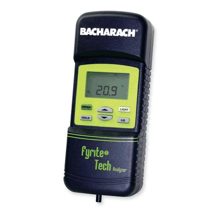Bacharach Fyrite Insight Combustion Analyzer : Combustion analyzers cum face mature