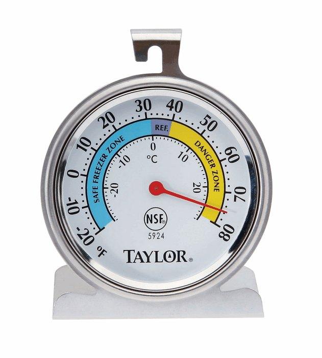 taylor 5924 extra large refrigerator freezer dial. Black Bedroom Furniture Sets. Home Design Ideas