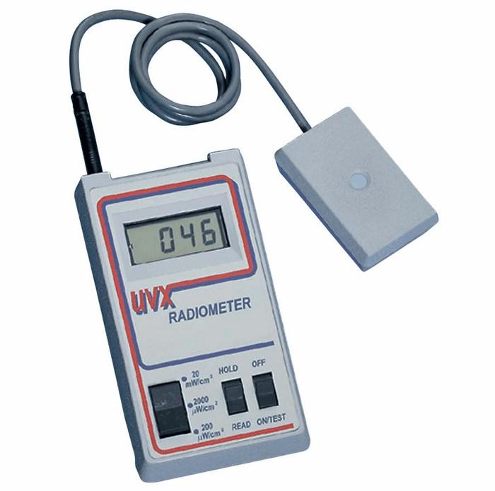 Light Intensity Meter : Uvp uvx digital ultraviolet intensity meter radiometer