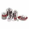 Troemner 200 g 1 mg Analytical Precision Class 1 Weight Set with Statement of Accuracy (Representative photo only)