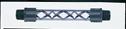 Koflo Standard PVC Schedule 80 Pipe In-Line Static Mixers