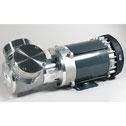 KNF NEUBERGER INC -  - KNF Explosion Proof Motor Vacuum Pump 316SS PTFE 2 0 cfm 27 Hg 60psi