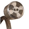 Digi Sense Type K Dropping Magnetic Probe 1 5 L Mini Conn Exp 10Ft SS Braid Cable - 08514-86