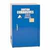 DO-09419-04 Space Saver Acid Storage Cabinet, Self-Closing Door, 12 Gallon