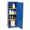 DO-09419-07 Space Saver Acid Storage Cabinet, Manual-Latching Door, 24 Gallon