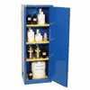 DO-09419-07 Space Saver Acid Storage Cabinet, Manual-Latching Door, 24 Gallon