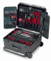 DO-09900-82 Technician Tool Kit, Polyethylene Case with Wheels