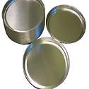 6965542 - Sartorius Disposable Aluminum Sample Pans 90 mm 80 pcs 6965542
