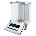 DO-11336-18 METTLER TOLEDO MS105DU Semi-Micro Analytical Balance, 42/120G x. 01/.1MG