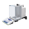 DO-11336-25 METTLER TOLEDO XSE105DU Analytical Balance,  41 / 120G x 0.01 / 0.1MG