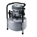 GAST MANUFACTURING CORP - 1452000 - Jun Air Oil Lubricated Piston Air Compressor 2 12 cfm 120 psi 25 L tank 120V