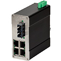 - Red Lion N Tron 105FX SC Unmanaged Industrial Ethernet Switch 5 Port SC