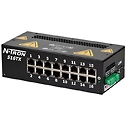 - Red Lion N Tron 516TX Unmanaged Industrial Ethernet Switch 16 Port TX