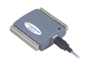 DO-18200-00 Cole-Parmer USB Data Acquisition Module, 1.2kHz, 8 channel, 12-bit analog inputs, 2 channel analog output, 16 digital I/O