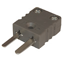 Digi Sense Thermocouple Connector Mini Type J Male Plug 1 Ea - 18526-91